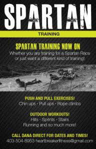 Spartan Training